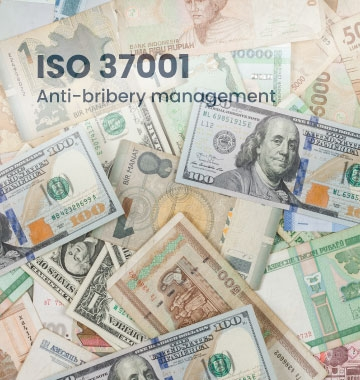 Anti-bribery management