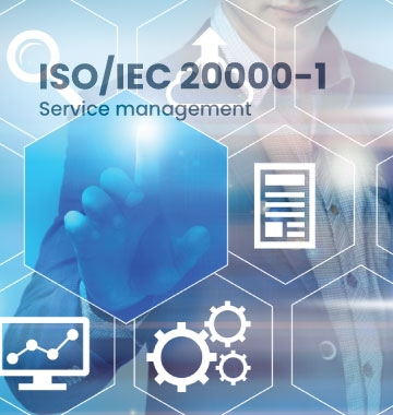 ISO/IEC 20000-1. IT SERVICE MANAGEMENT SYSTEM